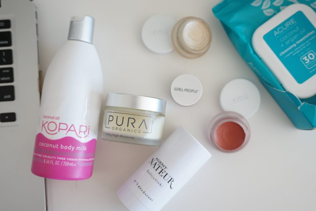 how i shop for clean beauty